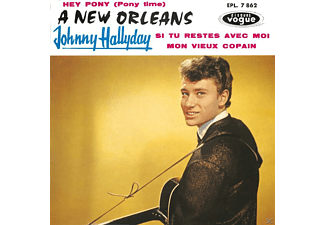 Johnny Hallyday - A NEW ORLEANS  - (CD)
