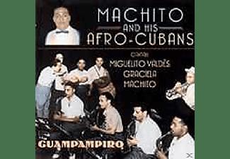 Machito & His Afro-cubans - GUAMPAMPIRO  - (CD)