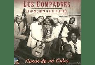 Duo Los Compadres - COSAS DE MI CUBA  - (CD)