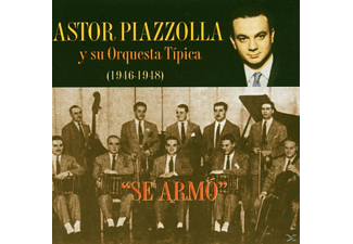 Astor Piazzolla - SE ARMO  - (CD)