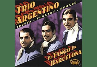 Trio Argentino - EL TANGO EN BARCELONA 2  - (CD)