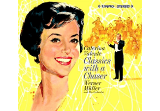 Caterina Valente - CLASSICS WITH A CHASER  - (CD)