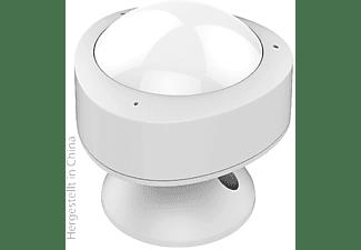 SWISSTONE SH 520 Bewegungsmelder Weiß/Silber