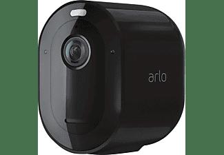ARLO Pro3 black Smart Home 4 kabellose 2K-HDR Überwachungskameras & Sicherheitsalarm