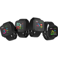 SWISSTONE SW 610 HR, Smartwatch, 215 mm, Schwarz
