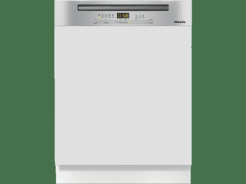 MIELE G 5210 SCi Active Plus Geschirrspüler (teilintegrierbar, 598 mm breit, 45 dB (A), C)