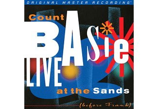 Count Basie - Live At the Sands (Before Frank) (180 gram, Audiophile Edition) (Vinyl LP (nagylemez))