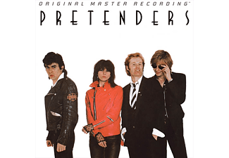 The Pretenders - Pretenders (180 gram, Numbered Audiophile Edition) (Vinyl LP (nagylemez))