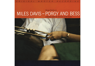 Miles Davis - Porgy And Bess (Hybrid, Stereo) (Numbered Edition) (SACD)