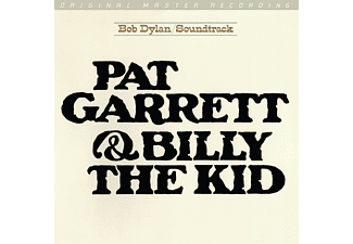 Bob Dylan - Pat Garrett & Billy The Kid (Hybrid, Stereo) (Numbered Edition) (SACD)