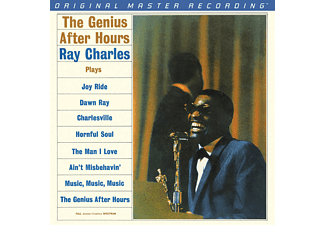 Ray Charles - The Genius After Hours (Hybrid) (Limited Numbered Edition) (SACD)