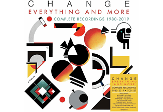 Change - Everything And More-Complete Collection (7CD-Set  - (CD)
