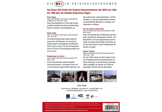 DDR In Originalaufnahmen - Unsere Insel Rügen DVD