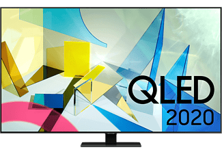 "SAMSUNG QE65Q80TATXXC - 65"" Smart QLED 4K-TV"