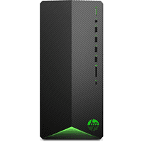 PC gaming - HP Pavilion Gaming TG01-0033ns, Intel® Core™ i5-9400F, 8GB, 256GB + 1TB, GTX 1650, FreeDOS, Negro