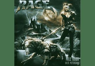 Rage - Full Moon In St.Petersburg  - (CD + DVD Video)