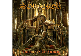 Sorcerer - LAMENTING OF THE INNOCENT (MARBLED)  - (Vinyl)