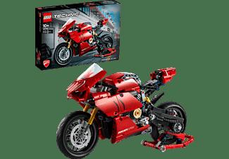 LEGO 42107 Ducati Panigale V4 R Spielzeugmodell, Mehrfarbig
