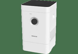 BONECO H300 Hybrid Luftreiniger Weiß/Schwarz (9,6 Watt, Raumgröße: 50 m²)