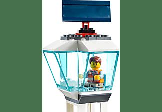 LEGO 60262 Passagierflugzeug Bausatz, Mehrfarbig