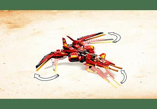 LEGO 71704 Kais Super-Jet Spielset, Mehrfarbig