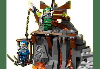 LEGO 71717 Reise zu den Totenkopfverliesen Bausatz, Mehrfarbig
