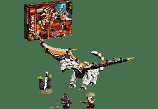 LEGO 71718 Wus gefährlicher Drache Bausatz, Mehrfarbig