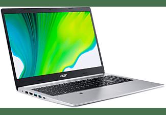 ACER Aspire 5 (A515-44G-R6D3), Notebook mit 15,6 Zoll Display, Ryzen™ 5 Prozessor, 8 GB RAM, 512 GB SSD, AMD Radeon RX640, Silber