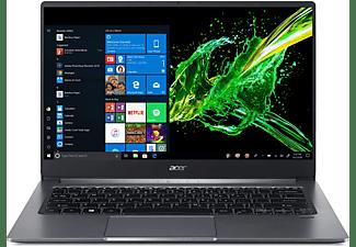 ACER Swift 3 (SF314-57G-78FE), Notebook mit 14 Zoll Display, Core™ i7 Prozessor, 8 GB RAM, 512 GB SSD, GeForce MX350, Steel Gray