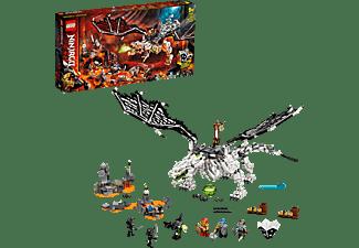 LEGO 71721 Drache des Totenkopfmagiers Spielset, Mehrfarbig