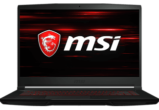 MSI Gaming laptop GF63 Thin 10SCSR Intel Core i7-10750H (GF63 10SCSR-1014BE)