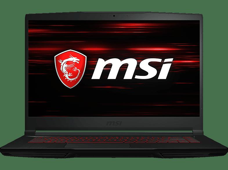 MSI Gaming laptop GF63 Thin Intel Core i7-10750H (GF63 10SCXR-058BE)
