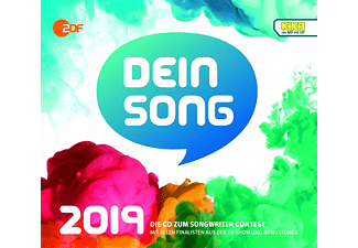 VARIOUS - Dein Song 2019  - (CD)