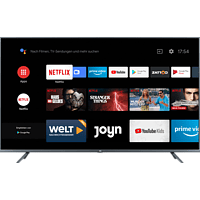 XIAOMI Smart TV 4S LED TV (Flat, 55 Zoll / 138,8 cm, UHD 4K, SMART TV, Android TV 9.0)