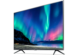 XIAOMI Smart TV 4S LED TV (Flat, 43 Zoll / 108 cm, UHD 4K, SMART TV, Android TV 9)