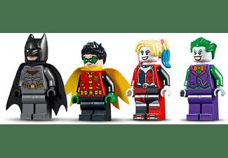 LEGO 76159 Jokers™ Trike-Verfolgungsjagd Bausatz, Mehrfarbig