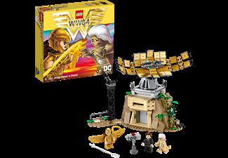 LEGO 76157 Wonder Woman™ vs Cheetah™ Bausatz, Mehrfarbig