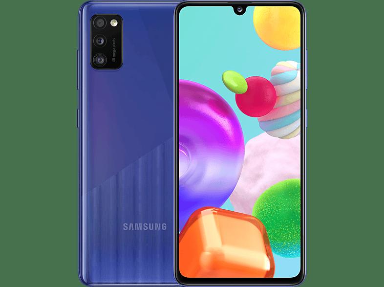 SAMSUNG Smartphone Galaxy A41 Blauw (SM-A415FZBDEUB)