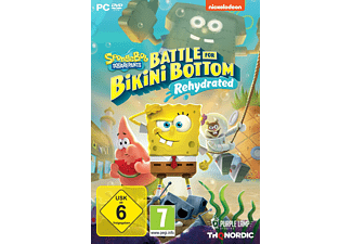 Spongebob SquarePants: Battle for Bikini Bottom - Rehydrated - [PC]