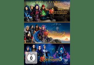 Descendants 1-3 DVD