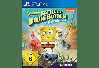 Spongebob Squarepants: BFBB - Rehydrated - [PlayStation 4]