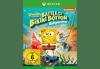 Spongebob SquarePants: Battle for Bikini Bottom - Rehydrated - [Xbox One]