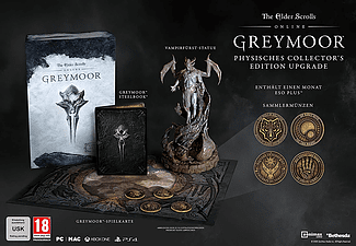 Xbox One - The Elder Scrolls Online: Greymoor - Collectors Edition Upgrade /D