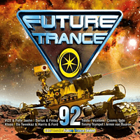 VARIOUS - Future Trance 92 - [CD]