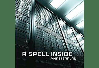 A Spell Inside - MASTERPLAN  - (CD)