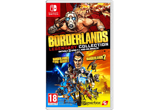 Switch - Borderlands Legendary Collection /D