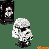 LEGO 75276 Stormtrooper™ Helm Bausatz, Mehrfarbig