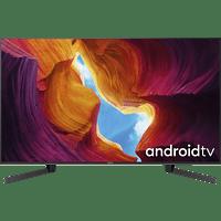 SONY KD-49XH9505 LED TV (Flat, 49 Zoll / 123 cm, UHD 4K, SMART TV, Android TV)