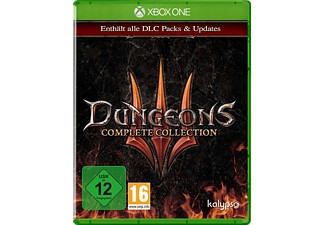 Xbox One - Dungeons III: Complete Collection /D