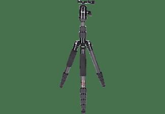 ROLLEI Stativ Compact Traveler No.1 Carbon, schwarz